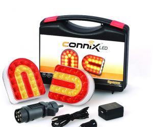 Draadloze LED verlichtingsset (connix)